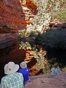 Garden of Eden in de Outback