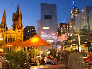 Melbourne reis Australie