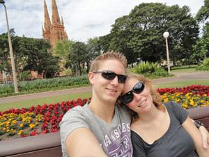 Tasmanie reis Melbourne