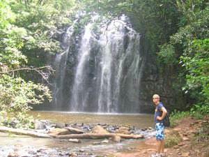 Darwin watervallen