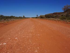 Outback selfdrive Australië