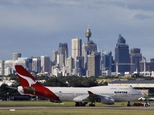 Sydney vliegveld Australie