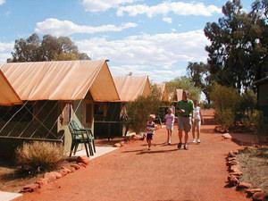 Kamperen tijdens je Outback self-drive