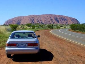 Australië outback reis - self drive