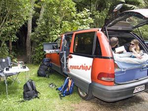 goedkope camper