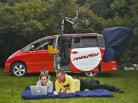 Camperhuur in Australie