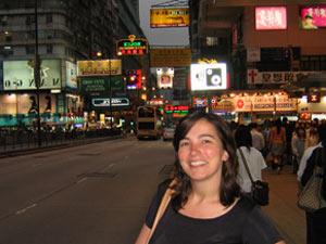 Stopover Australie, Hongkong