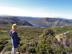 Tasmanie selfdrive; Cradle Mountain