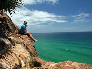 Indian Head Fraser eiland