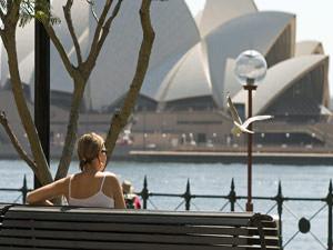 Australië vakantie Opera House