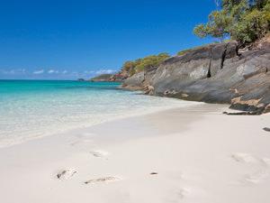 Verlaten stranden - Australie rondreis