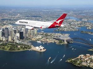 vertrek Sydney