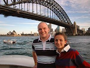 reizen Australië oostkust Sydney