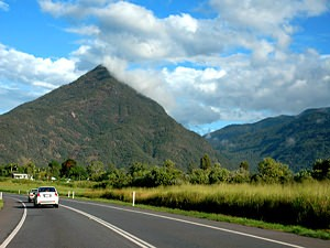 Australië oostkust reizen - rijden