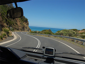 Vervoer in Australie