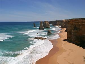 reizen Australië - great ocean road