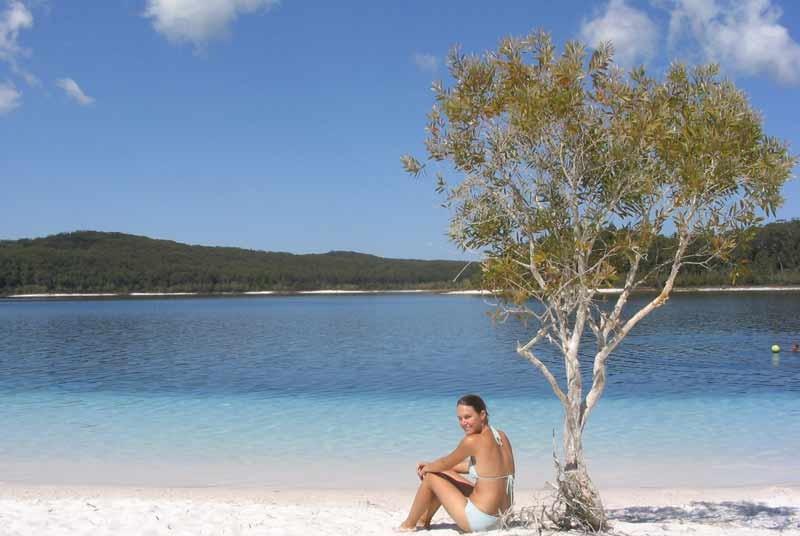 Vakantie Australie meer
