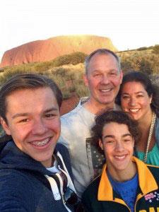 Australië met kinderen