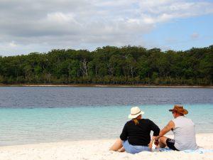 Strand Fraser Island Australië