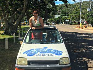 autorijden magnetic island australië