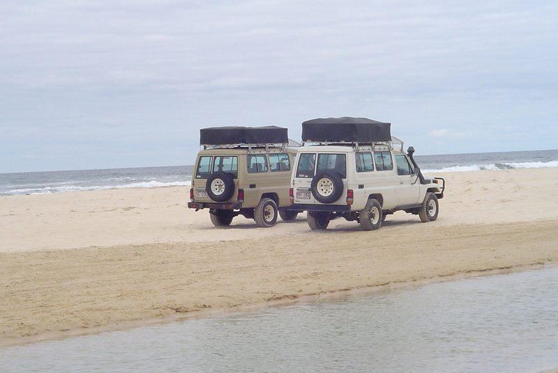 Individueel Fraser Island ontdekken per 4WD