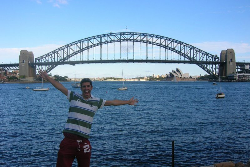 Easy going Sydney