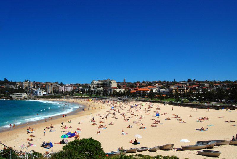 Sydney surfstrand stay