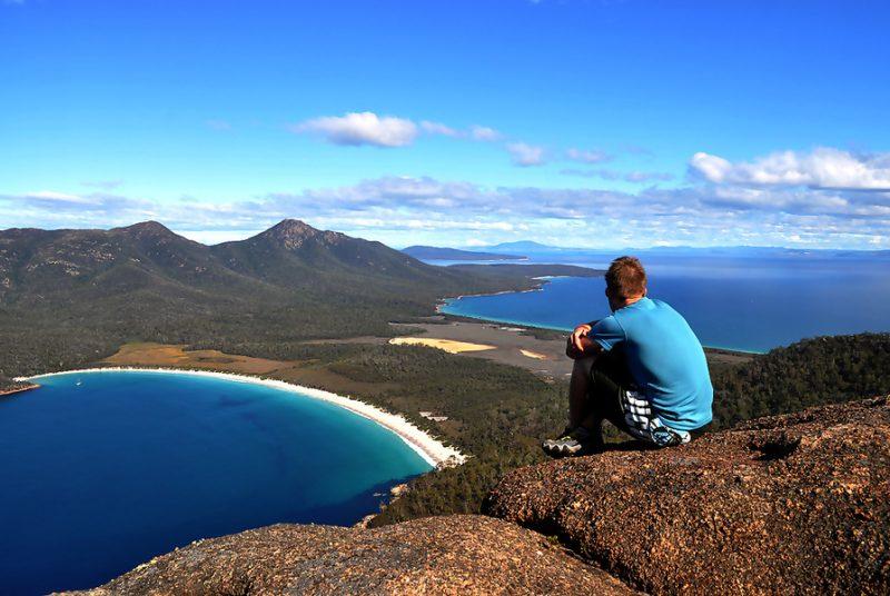 Tasmanië-selfdrive