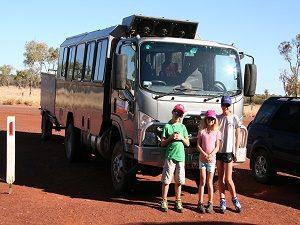 Gezinsreis-Australië-Outback