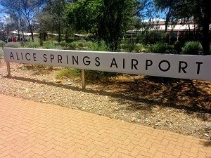 gezinsreis Australië - Alice Springs