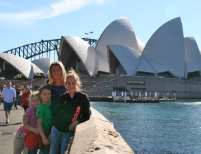 gezinsreis-australie-sydney