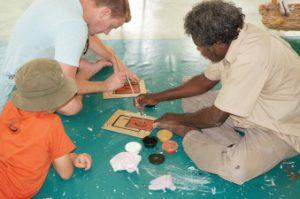 gezinsreis-australie-aboriginal-excursie
