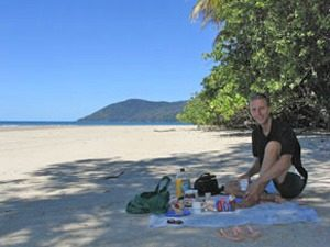 Mission Beach Australië