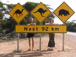 Verkeersregels Australië - zelf rijden tips