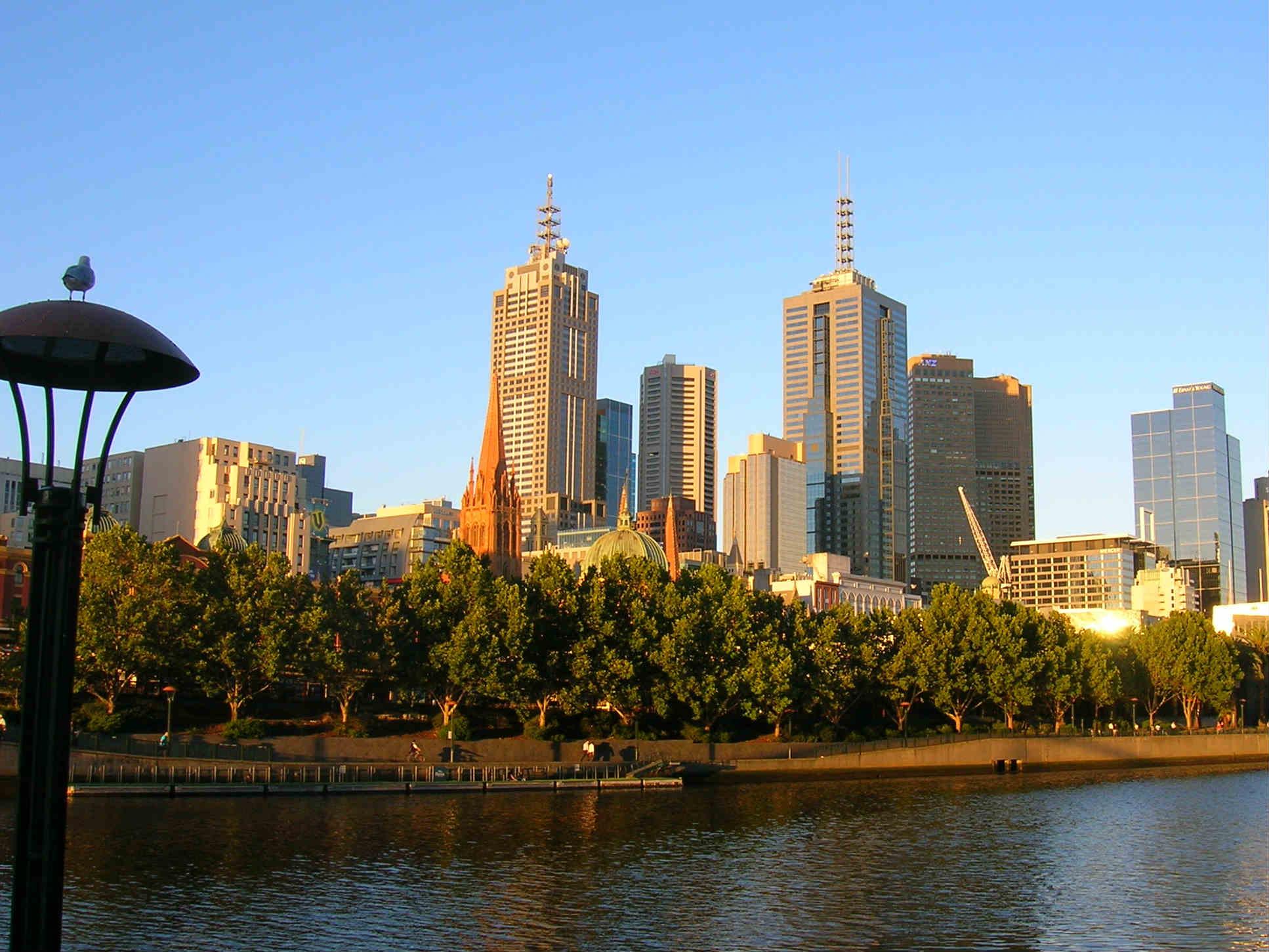 Melbourne Australië