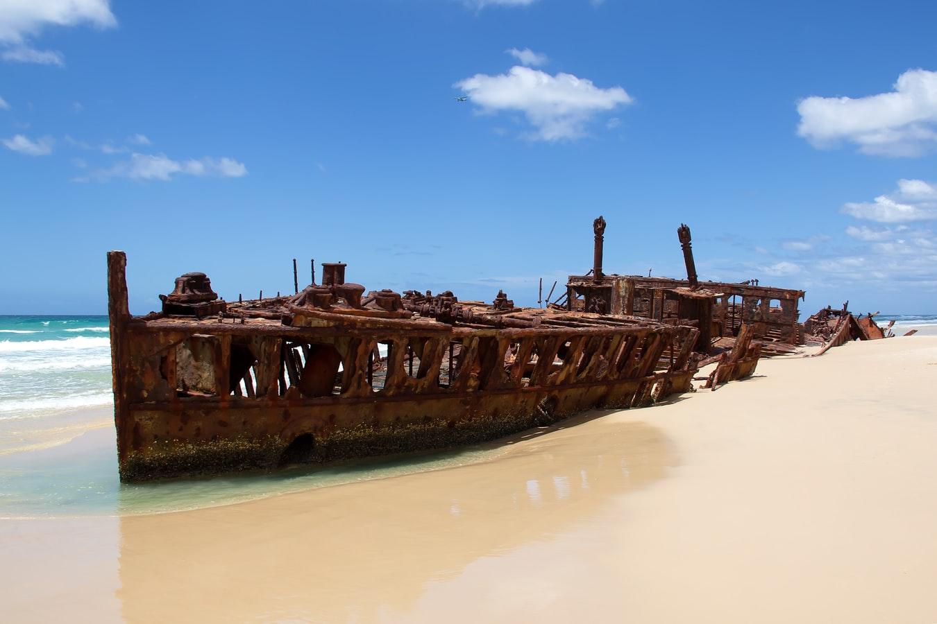 Fraser Island bezienswaardigheden