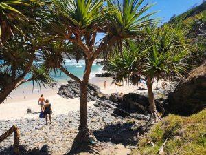 relaxen op het strand tijdens je groepsreis Oostkust Australie