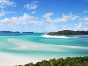 Bezoek Whitehaven Beach tijdens je groepsreis oostkust Australie