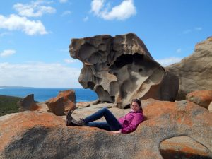 Remarkable Rocks tijdens je groepsreis Kangaroo Island