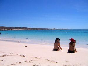 Relaxen bij Turquiose Bay