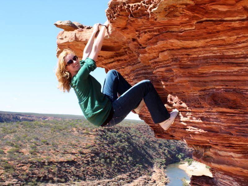 Groepsreizen Australie westkust Kalbarri