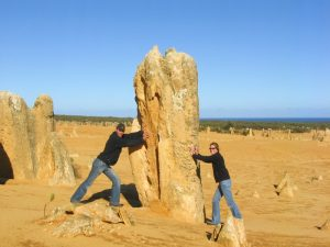 Groepsreis West Australie Pinnacles