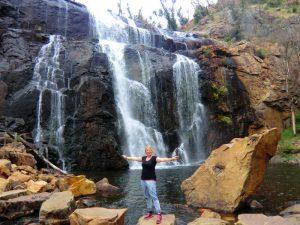 MacKenzie Falls in de Grampians