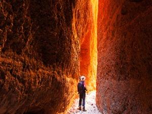 Echidna Chasm in de Kimberleys