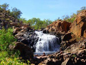 Edith Falls in het noorden van Australie