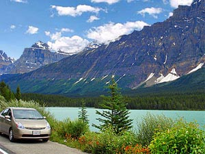 Kanada Rundreise von Calgary nach Vancouver