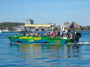 Hafenrundfahrt in Halifax