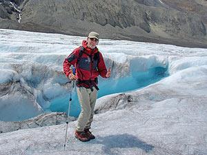 Gletscherwanderung am Athabasca Glacier-rundreise-ab-vancouver