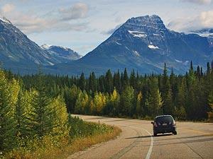 Kanada Roadtrip von Vancouver nach Calgary