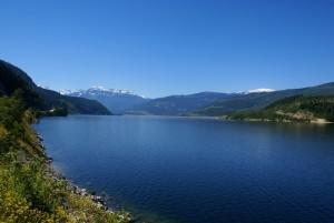 Kanada Rundreise Stausee Mount Revelstoke Nationalpark